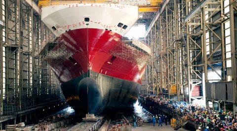 صنایع کشتی سازی
